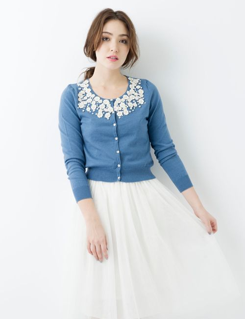L'EST ROSE Knit(6ek019)