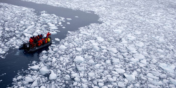 CAPE LEGOUPIL, Antarctica (AP) — From the ground in this extreme northern part of Antarctica, spectacularly white and blinding ice seems to extend forever. What can't be seen is the battle raging thousands of feet (hundreds of meters) below to ...