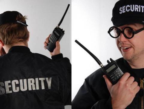Entertainment voor uw feest - Ben de Beveiliger #ontvangstact #typetje #acteur # beveiliger.