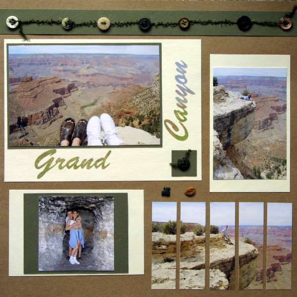 Grand Canyon - Two Peas in a Bucket