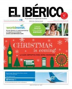 Edición 139 de El Ibérico, el periódico en español de Londres