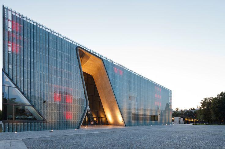 Gallery of Museum Of The History Of Polish Jews / Lahdelma & Mahlamäki + Kuryłowicz & Associates - 28