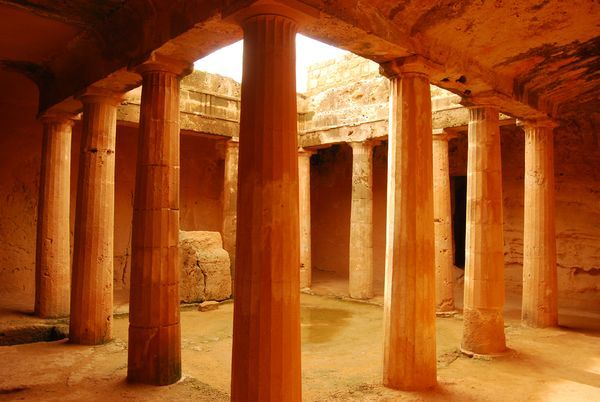 Tombs of the Kings, Paphos, Cyprus Photograph by Jakub Nowicki, My Shot