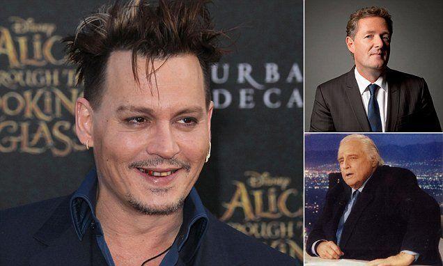PIERS: Johnny: you'll turn into a fat lonely weirdo like hero Brando
