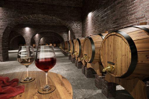 信州小布施ワイナリーのどかな風土が育んだこだわりワインを堪能