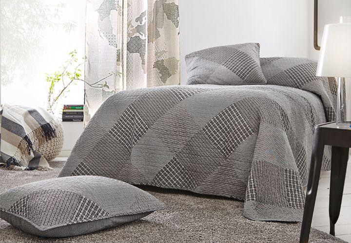 Yhtenäisillä väreillä syntyy harmonisen tyylikäs makuuhuone, joka ilahduttaa päivin ja öin. https://www.hobbyhall.fi/web/store/koti-ja-sisustus?utm_medium=pin&utm_campaign=j5_2014&utm_source=pinterest&utm_content=ihana_arki_11.8.