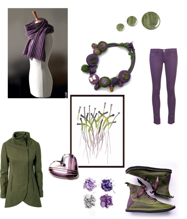 """Crocus"" by foldi-knit on Polyvore"