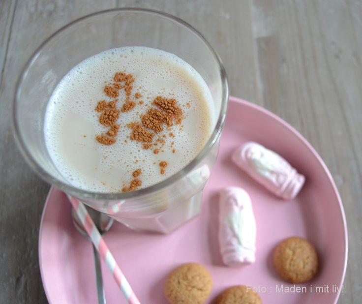 Varm og krydret te med mælk minder en smule om den spicy chai-te, men er noget hurtigere at lave. Giver varmen i hele kroppen og er perfekt på kolde dage.