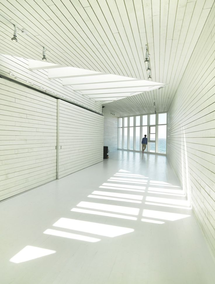 Fogo Island Long Studio | Saunders Architecture.