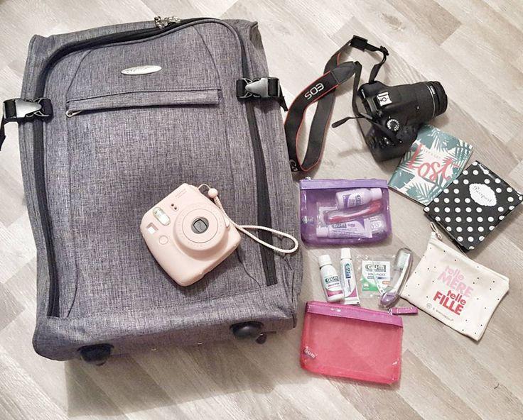 C'est BABOU que @SysyInTheCity a choisi comme partenaire de confiance pour partir en voyage avec elle : cette valise souple 50 cm ne coûte que 25€.