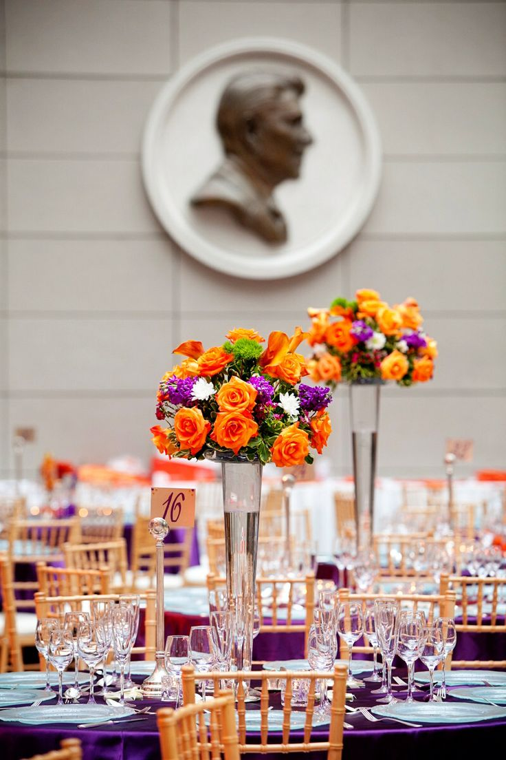 Wedding Table Purple And Orange Wedding Table Decorations 447 curated wedding orange purple and gray ideas by malena1982 centerpiece