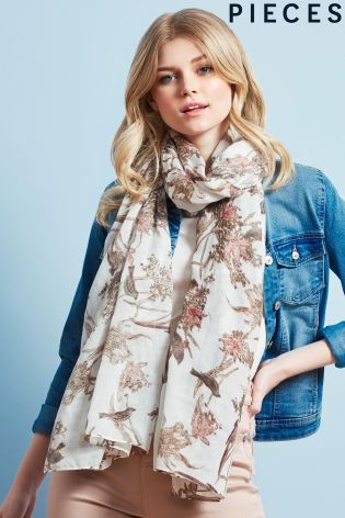 Buy Pieces Long Scarf from the Next UK online shop