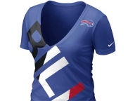 Buy Buffalo Bills Nike NFL Wmns Off-Kilter T-Shirt T-Shirts Apparel and other Buffalo Bills products at Lids.com