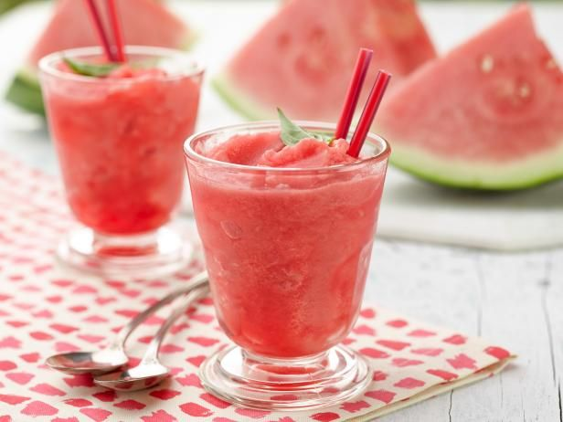 Get Watermelon Lemonade Slushie Recipe from Food Network