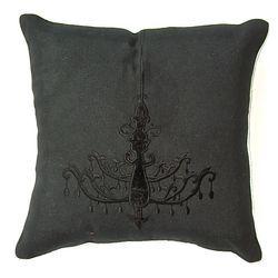 Illuminati-Chandelier Cushion