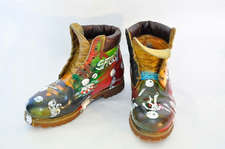 Boots!!!!!  Do you want one pair? :)
