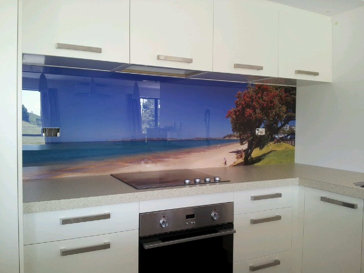 Kitchen splashback just installed. Powerpoints and fan to go back in. Will post the finished product.