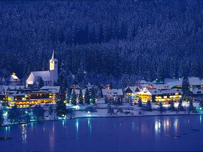 The STUNNING Black Forest region, Germany.