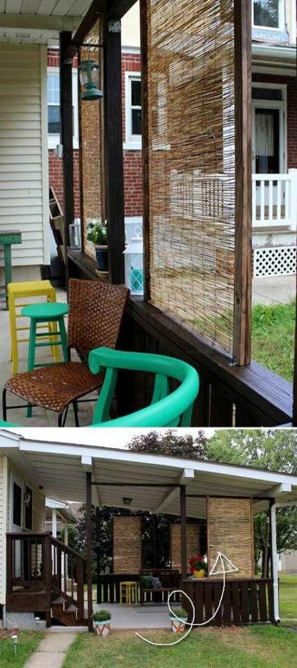 Apartment balcony cover privacy screens 31+ Ideas # ...