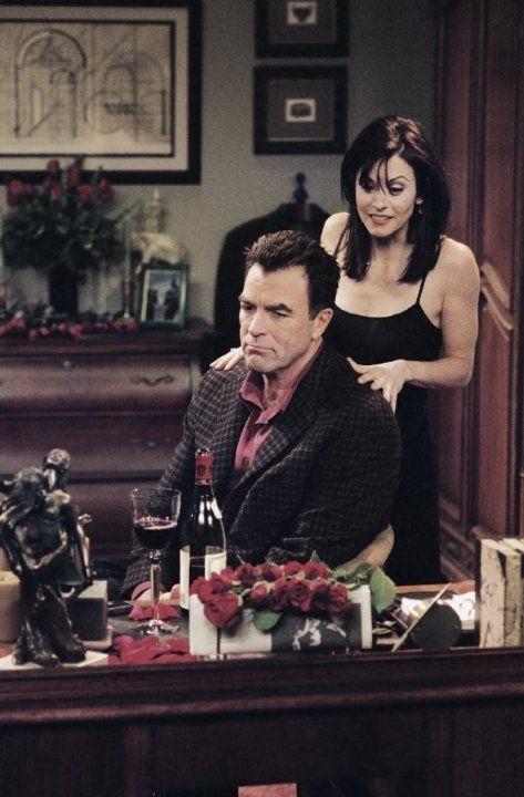 friends episode where monica and richard meet