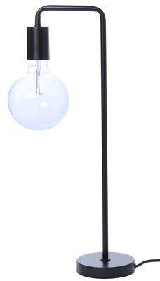 Lampe de table Cool / H 55 cm Noir mat - Frandsen - Décoration et mobilier design avec Made in Design