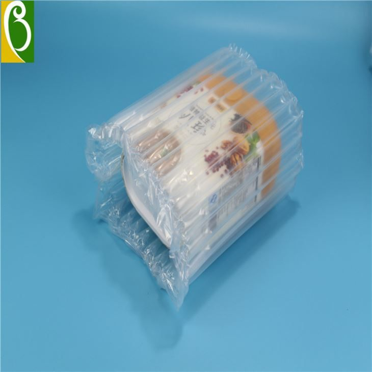 Protective Air Cushion Film Column Wrapping Roll Inflatable Bag