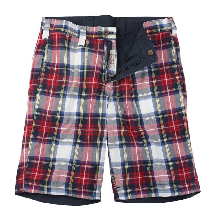 Reversible Navy Cotton Short by Tailor Vintage - The Royal Bloke