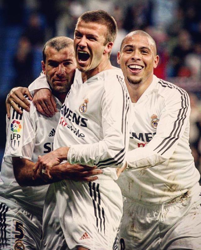 Real Madrid Galacticos
