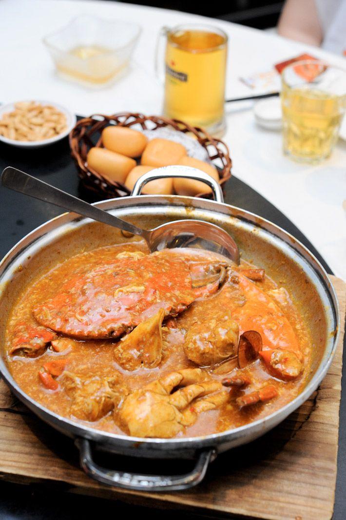 Chilli Crabs | Jumbo Seafood Restaurant