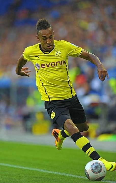 Pierre-Emerick Aubameyang-- Borussia Dortmund