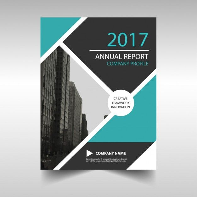annual report templates free download