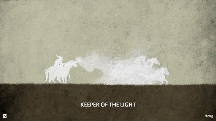 Keeper of the Light Dota 2 7a