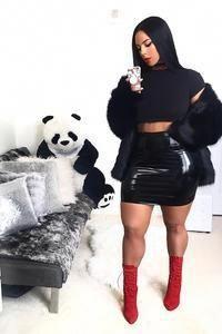 Boot Camp Skirt – Black #BlackWomensFashion