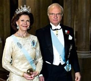 King & Queen of Sweden