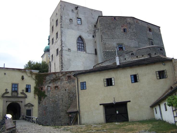 Česko, Buchlov - Hrad