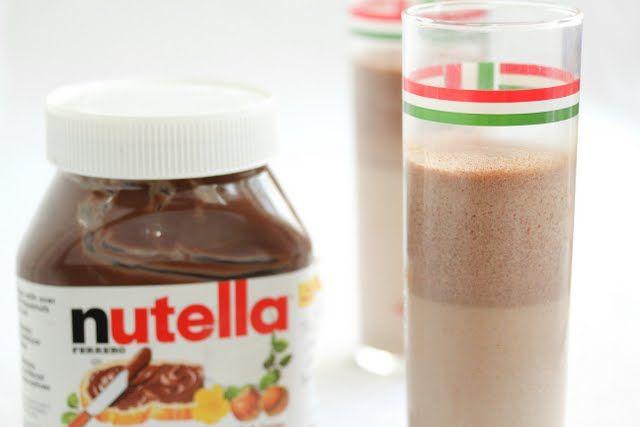 Nutella Milkshakes | Kirbie's Cravings | A San Diego food blog