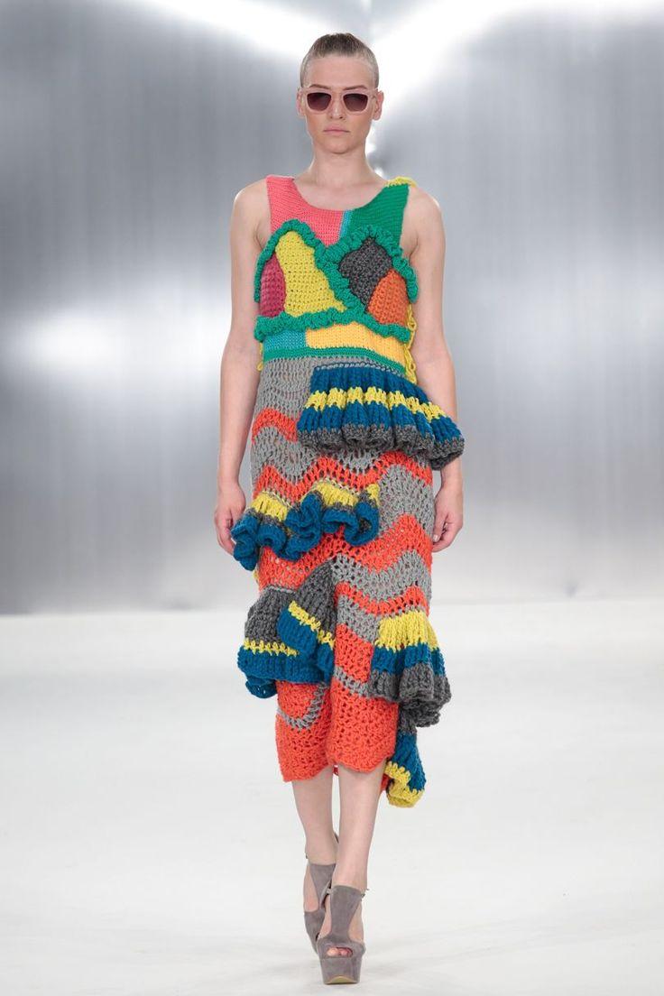 De Montfort University Spring_Summer 2015 Ready-To-Wear Collection