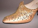 House of Dior   Evening shoes   French   The Met