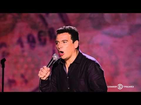 Carlos Mencia - America and Soccer (Comedy Central)