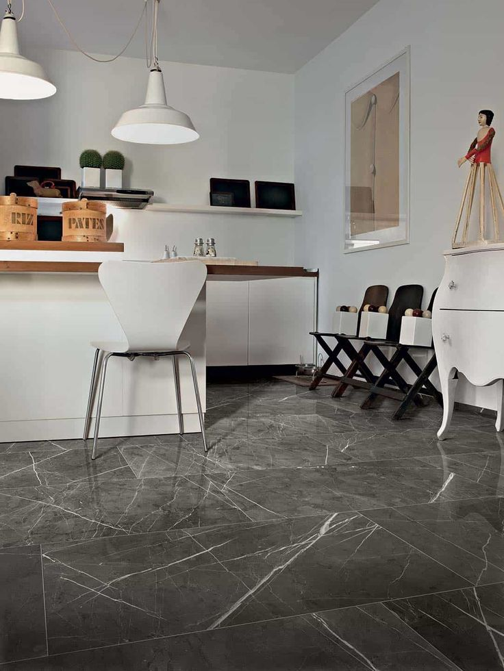 Antique Marble of Cerim is made of six essences inspired by the beauty of marble which become stylistic shades to create modern and functional environments. #marbleeffect #tiles #porcelain #floor #wall #decoration #interiordesign #inspiration