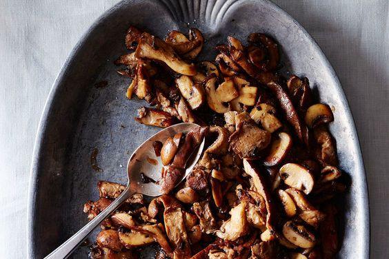 The Genius Secret Ingredient Your Sautéed Mushrooms Are Missing on Food52