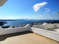 Sea view excellent villa is for sale in Turkey Bodrum.