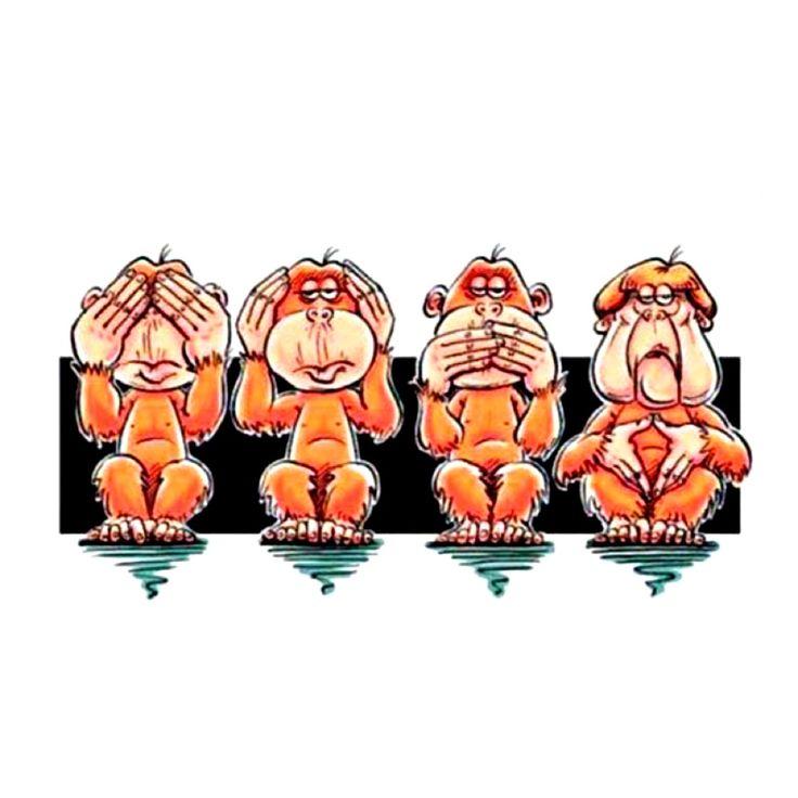 Die Vier Affen