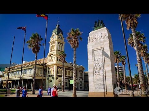 Adelaide City Video Guide | Expedia - YouTube
