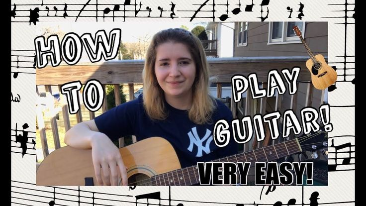 How To Play Guitar For Beginners! EASY CHORDS! | Katie Nicole Thanks for watching! Please like comment and hit that Red Button and turn on the notification bell! https://www.youtube.com/channel/UC4BJdXdxIKCU0B-zzfmDtIQ Watch of all my videos here! - https://www.youtube.com/playlist?list=PLET-gbl0PZJ_UEpMyNQ6zHK5cudYbSTuo Follow me on Instagram @katie_nicolec - http://ift.tt/2DY644Q Love donations to my paypal  - http://ift.tt/2EBYRsk Wanna send me mail? P.O. BOX ADDRESS - Katie Nicole P.O…