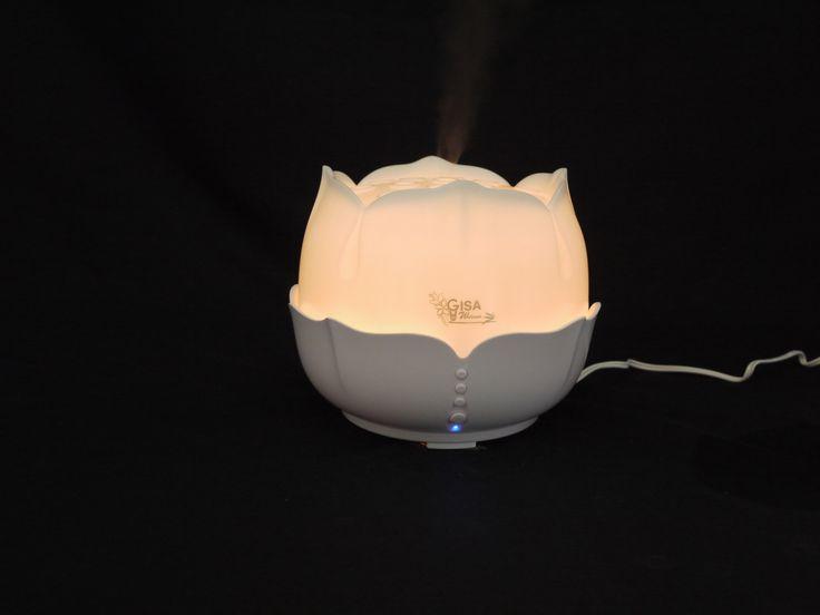Pin di gisa srl su lotus diffusore di aromi ad ultrasuoni for Umidificatore gisa