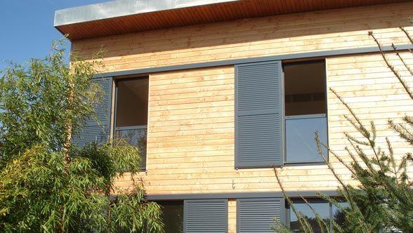 ... maison bois agrandissement maison en bois bardage 1 a r ideen