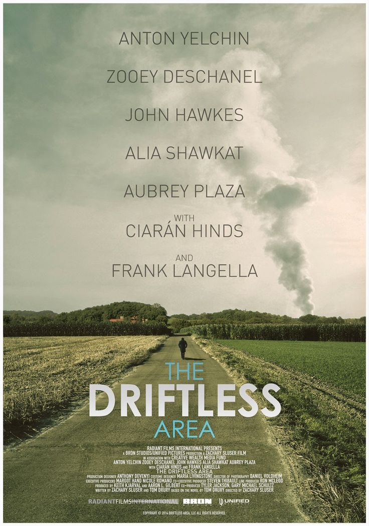 """The Driftless Area 