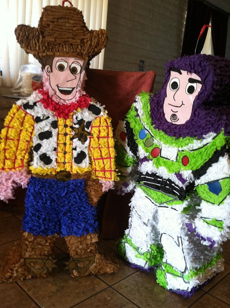Pi 241 Atas Woody And Bozz 39 50 C Una Personajes De Toy