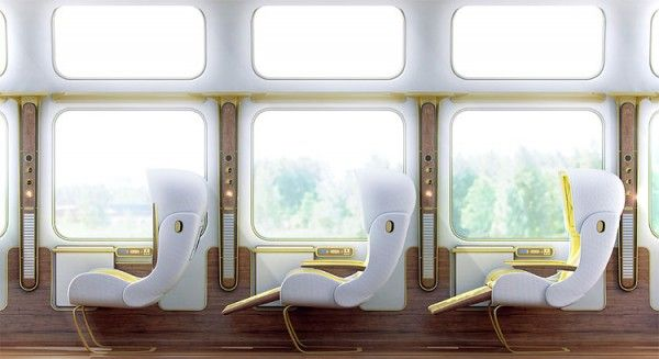Christopher Jenner's Eurostar Interior Design Project: Interior Design, Paris, Eurostar Interior, Favorite Places, Jenners, Interiors, Christopherjenner, Trains